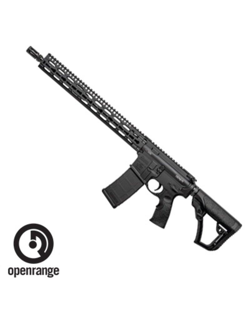 """Rifle New Daniel Defense DDM4 V11, 5.56, 16"""", with SaLiM Keymod Rail"""