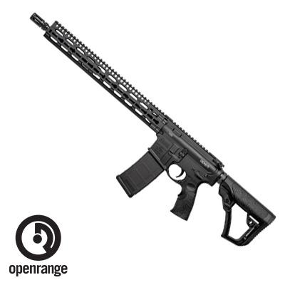 "Rifle New Daniel Defense DDM4 V11, 5.56, 16"", with SLiM Keymod Rail"