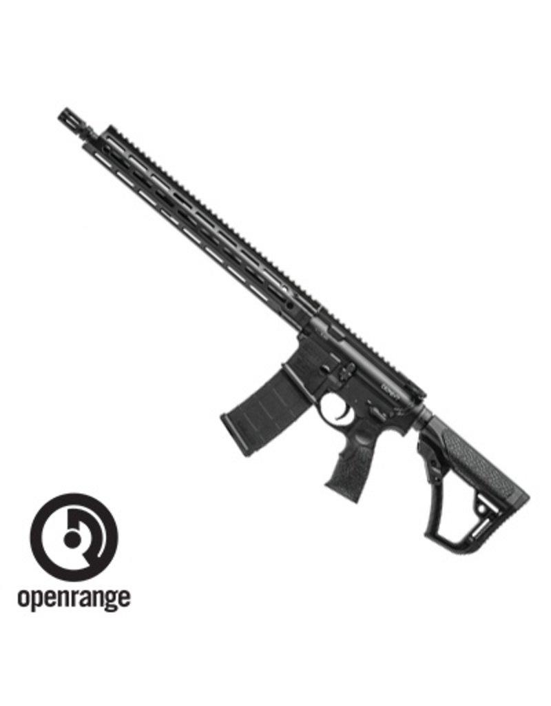 Rifle New Daniel Defense DDM4 V7, 5.56mm, M-LOK DD MFR XS Rail, 30 round magazine