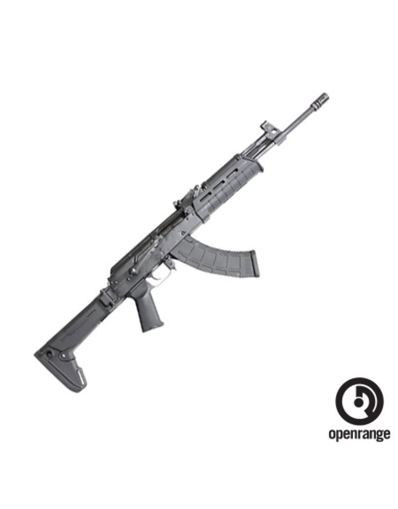 Rifle New Century RH-10, AK-47 style with Magpul stock and forend, 7.26x39, 30 rd, black