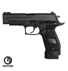 Rotational Sig Sauer P226, 9mm, Tactical Operations Edition, 20 rd. night sights
