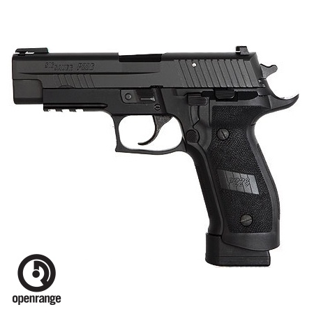 Handgun New Sig Sauer P226, 9mm, Tactical Operations Edition, 20 rd. night sights