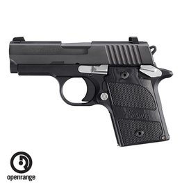 Rotational Sig Sauer P938 Nightmare, 9mm, 6 rd, black