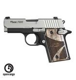 Handgun New Sig Sauer P938 SAS w/Goncalo Wood Grips, 9mm, 6 rd