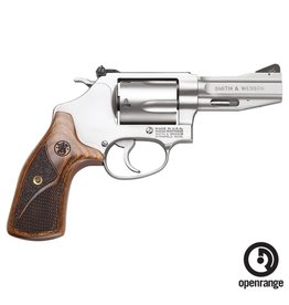 "Handgun New Smith & Wesson, Model 60, Pro Series, 357 Mag, 3"" barrel, 5 rd"