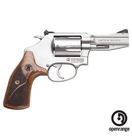 "Handgun New Smith & Wesson, Model 60, Pro Series, 357 Mag, 3"" barrel, 5 rd"