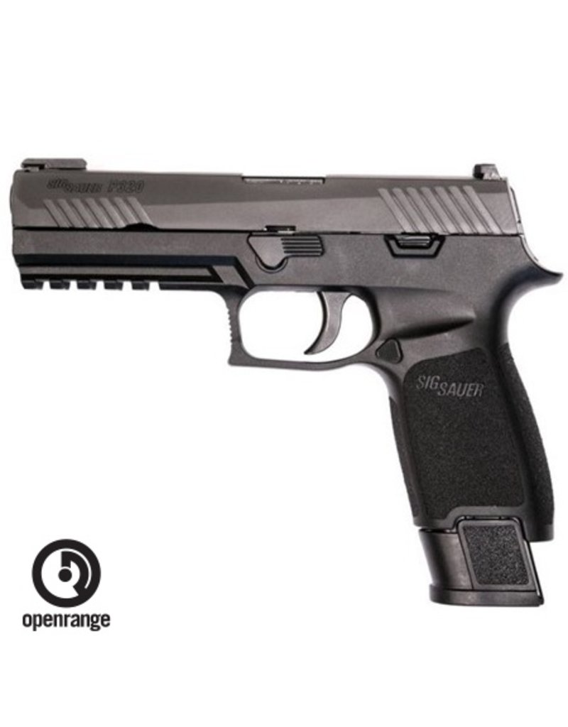 Handgun New Sig Sauer P320 Tap Ops, 9mm, TFO Sights, 4 x 21 rd Mags