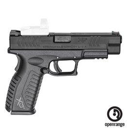 "Handgun New Springfield XDM-9 Optical Sight Pistol, 9mm, Black, 3.8"""