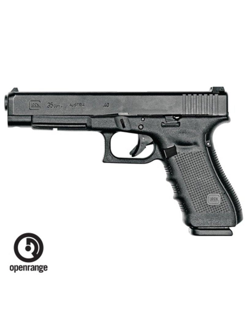 Handgun New Glock 35 gen 4, 40 S&W, 15 rd