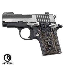 Handgun New Sig Sauer P238 Equinox, 380, 6 rd