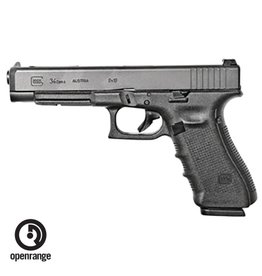 Handgun New Glock 34 Gen 4, 9mm, 17 rd