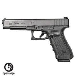 Handgun New Glock 34 Gen 4, 9mm, 17 rd