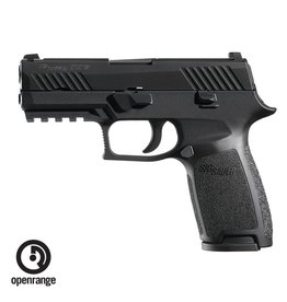 "Handgun New Sig Sauer P320 Carry, 9mm, 3.9"" Barrel, 17 rd"