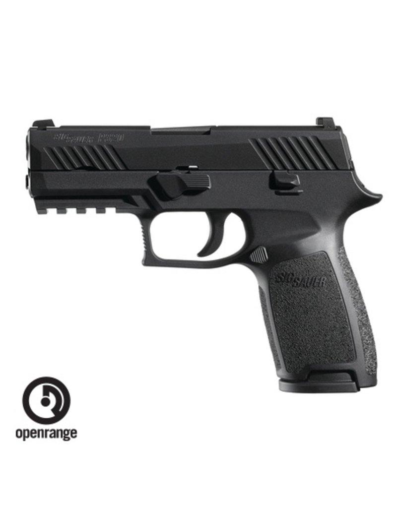 """Handgun New Sig Sauer P320 Carry, 9mm, 3.9"""" Barrel, 17 rd"""
