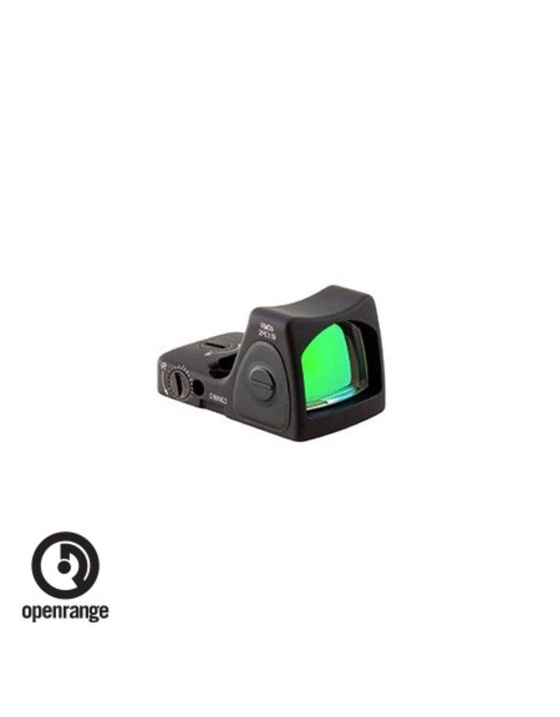 Optics Trijicon RM06 LED RMR, Black with 3.25 MOA Dot w/Adjustible Brightness