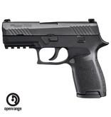 """Handgun New Sig Sauer P320 Compact, 9mm, 3.9"""", Night Sights, 15rd"""