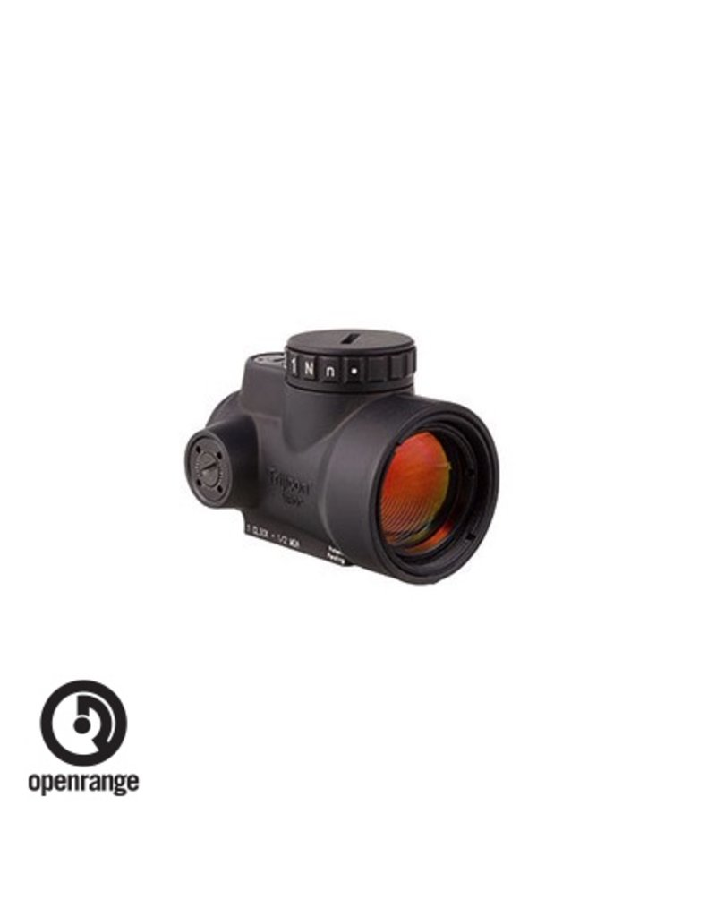 Optics Trijicon MRO - 2.0 MOA Adjustable Red Dot with Full Co-Witness Mount (AC32068)