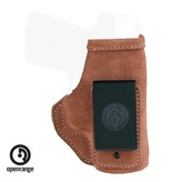 Leather Galco Stow-N-Go for Glock 26/27/33