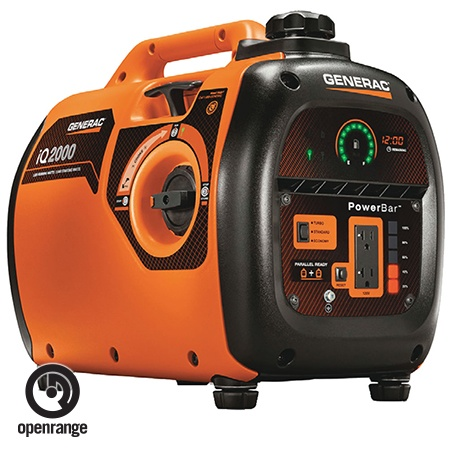 Survival Generac iQ2000 Portable Inverter Generator (CO)