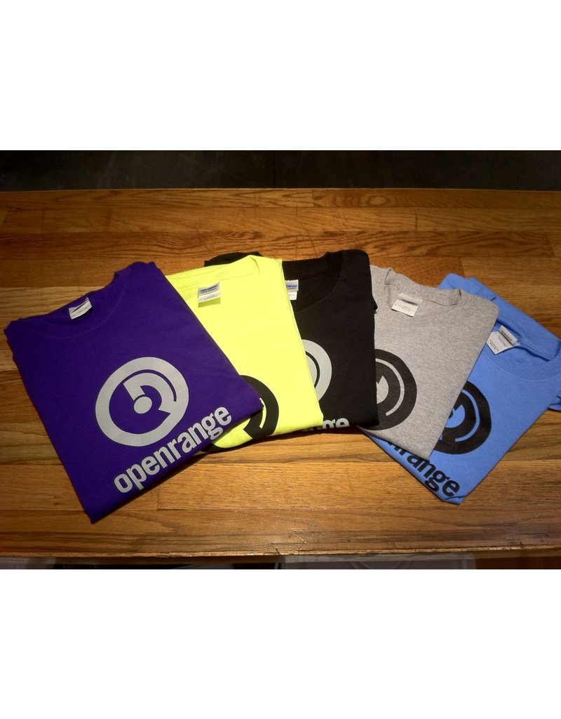 Openrange Short Sleeve T-shirt