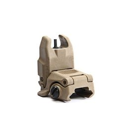 Optics MBUS (Magpul Back-Up Sight) GEN 2, . Flat Dark Earth, Front Sight, folding back-up sight