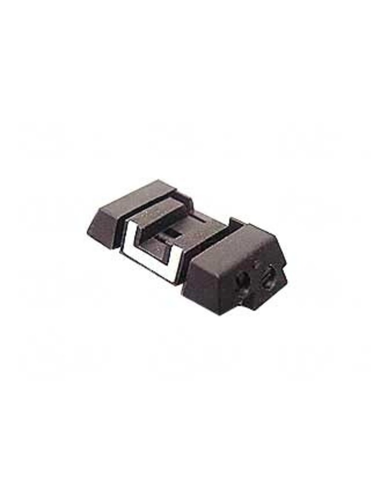 Optics Glock, OEM Sight, Fits All Glocks Except 42/43, Adjustable, Rear