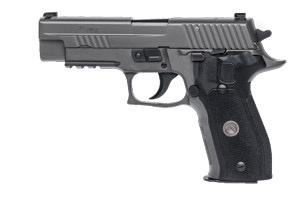 Handgun New Sig Sauer P226 Legion, 9mm, 15 rd