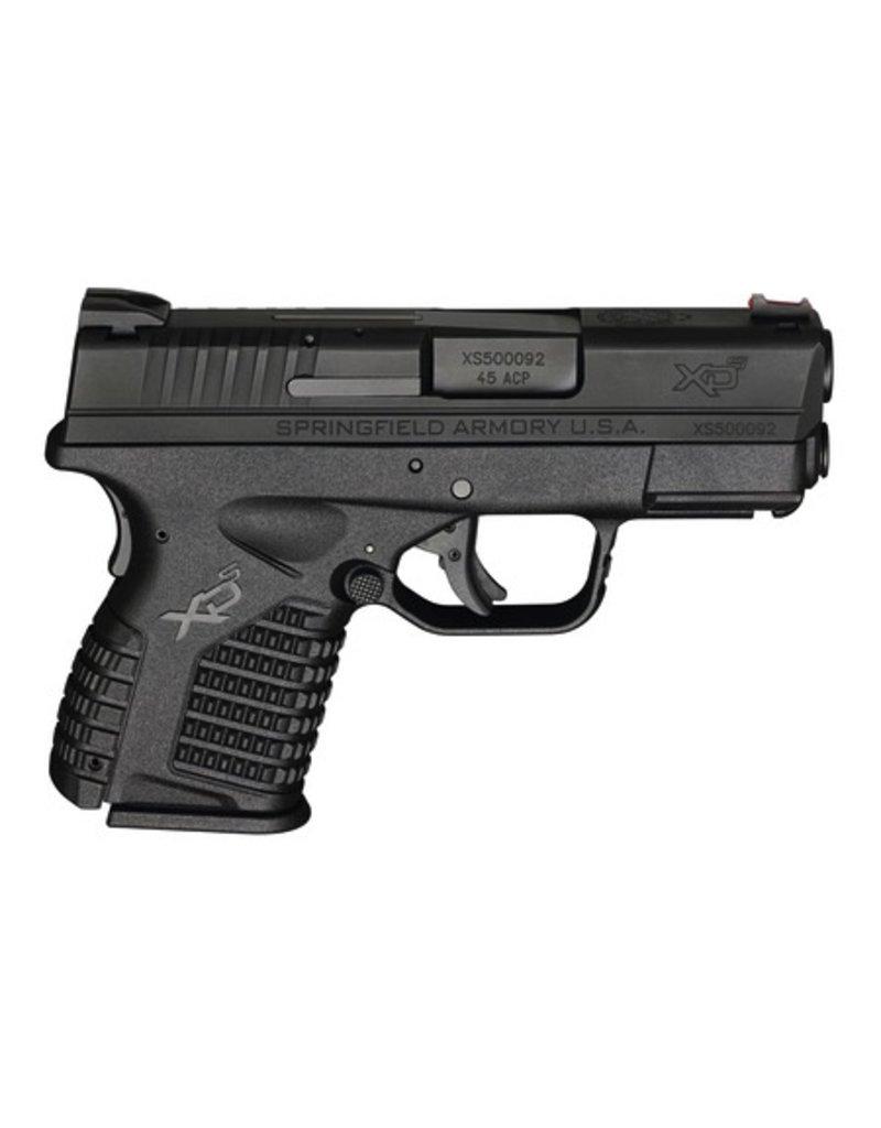 "Handgun New Springfield XDS-45 Essential, 45 ACP, 3.3"" barrel, 5 Rd"