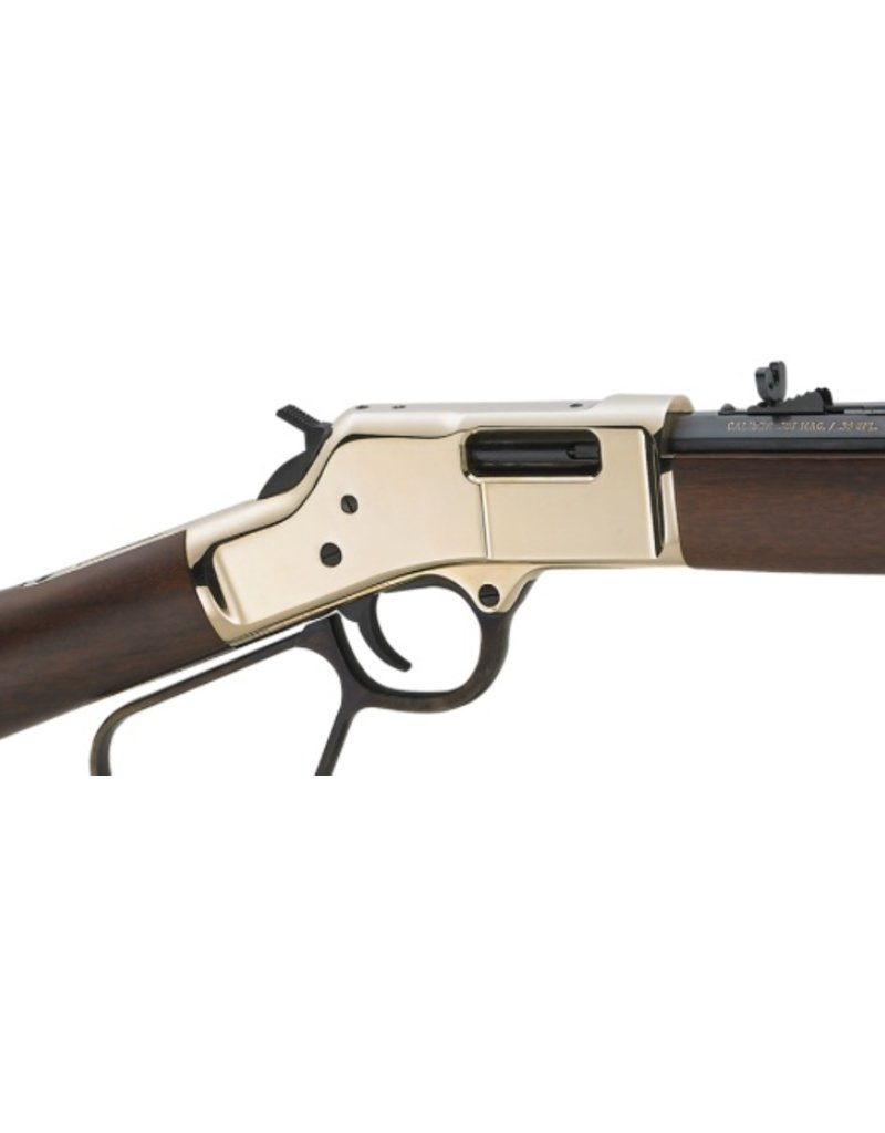 """Rifle New Henry Big Boy .357, Bass with Large Loop, 16.5"""", 7 round (Special Order)"""