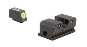 Optics Trijicon HD™ Walther P99/PPQ Night Sight Set - Yellow Front Outline