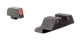 Optics Trijicon HD™ Glock — Orange Front Outline — for Model 42 / 43