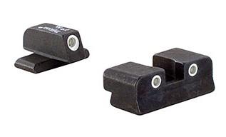 Optics Trijicon Bright & Tough™ Night Sight Set — for Glock® Model 42 / 43