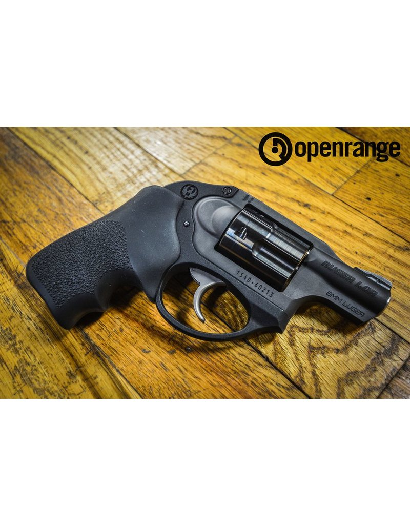 Handgun Used Used Ruger LCR, 9mm, 5 rds