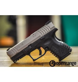 """Used Firearm USED Springfield XDM-9 Compact 3.8"""", 9mm, 19 rd, Two Tone"""