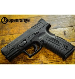 Used Firearm Used Springfield XDM 9mm, 3.8 with gear package