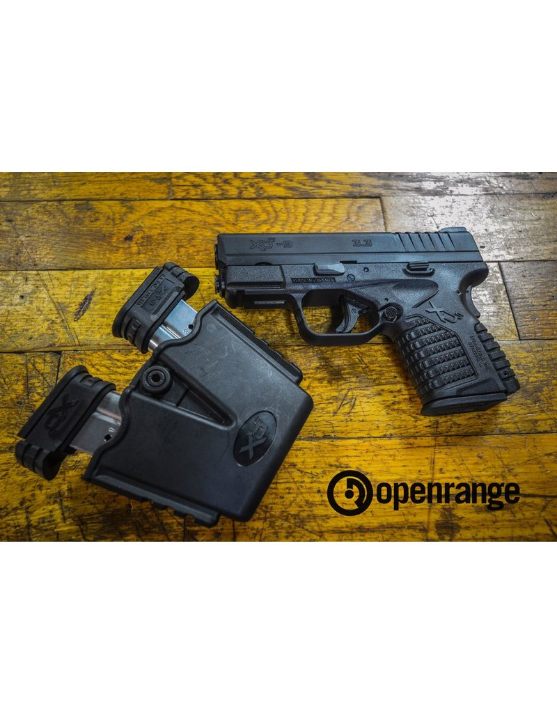 Rental USED Springfield XDS-9, 9mm, 7 rd