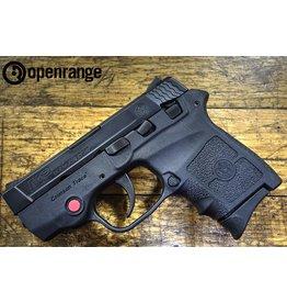 Handgun Used Used Smith & Wesson Bodyguard 380, w/Crimson Trace laser, 6 rd