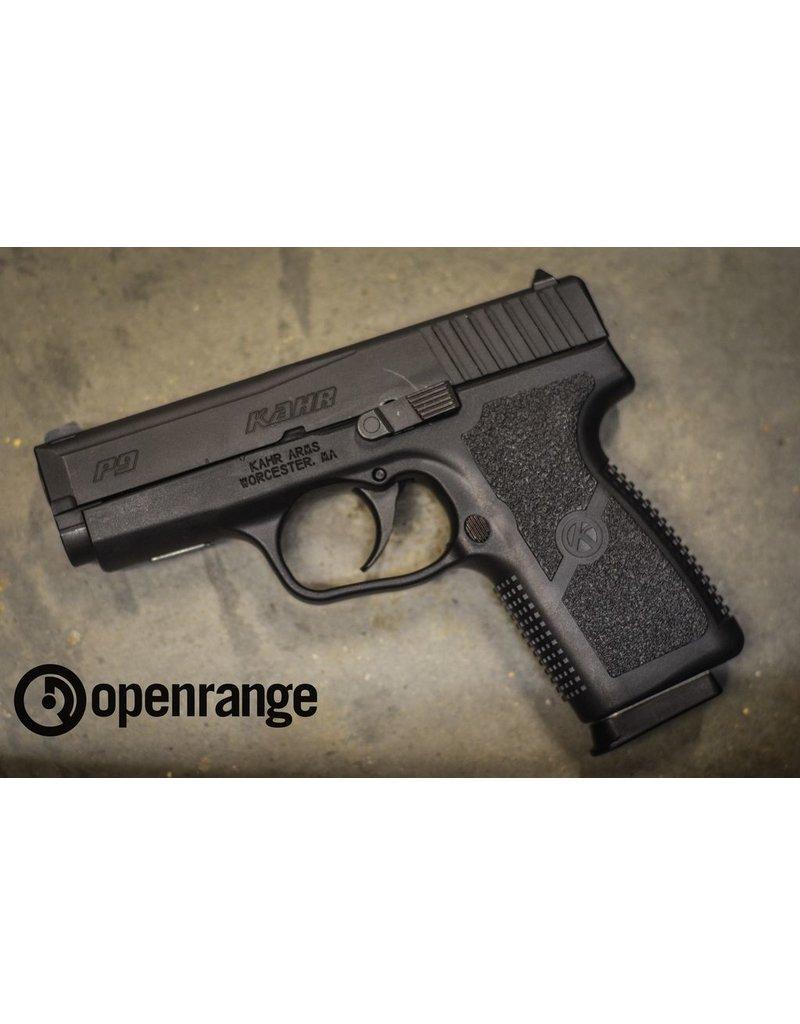 Handgun Used USED Kahr P9, 9mm, Black, 7rd, 1 mag