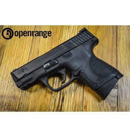 """Used Firearm USED Smith & Wesson M&P 9c, 9mm, 3.5"""" barrel, 12 rd"""