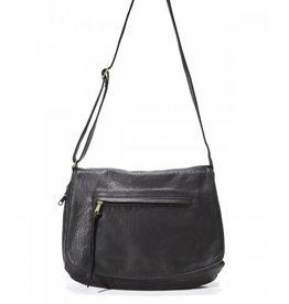 Pack and Etc (Purse) Coronado Monterey Flap, Black