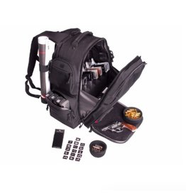 Pack and Etc (Firearm) GPS Executive Backpack, Black