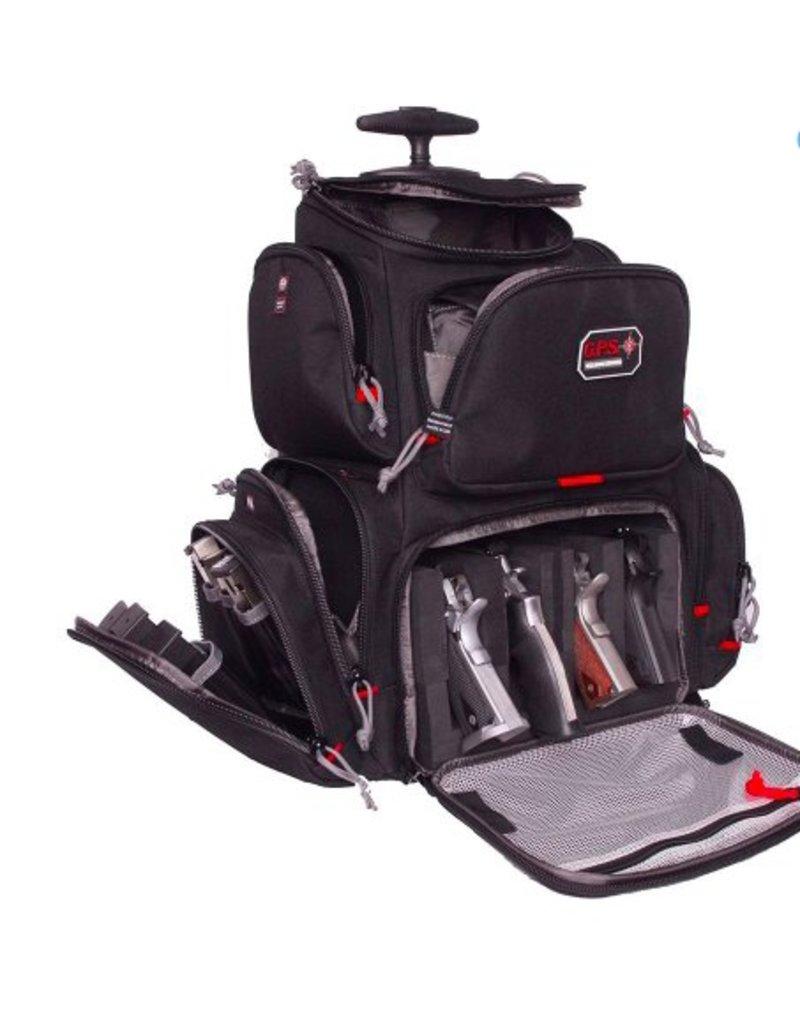 Pack and Etc (Firearm) GPS Rolling Handgunner Pack