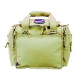 Pack and Etc (Firearm) GPS Medium Range Bag, Tan