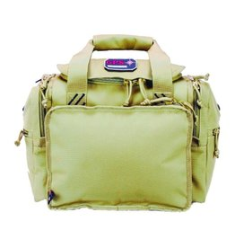 Pack and Etc (Firearm) GPS Medium Range Bag, Tan