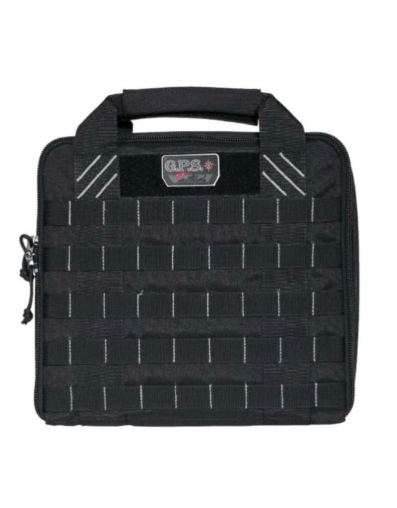 Pack and Etc (Firearm) GPS Tactical Hard Side Pistol Case
