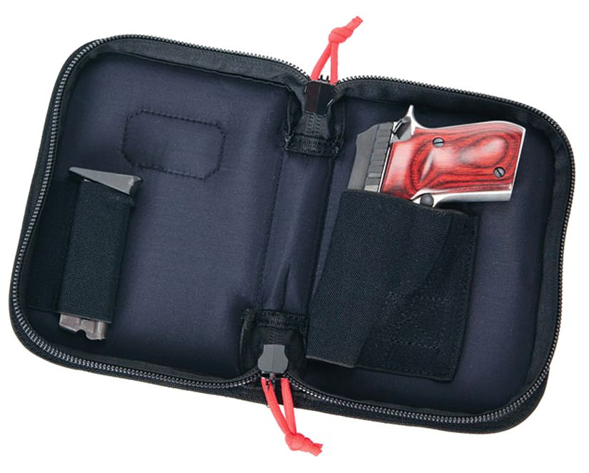 Pack and Etc (Firearm) GPS Small Day Planner, holster and mag pouch