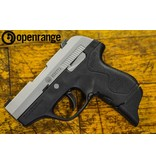 Handgun Used USED Beretta Pico Inox, w/Lasermax, 380 acp, Black, 6 rd, was $380, now $325