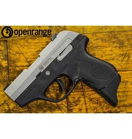 Used Firearm Used Beretta Pico Inox, w/Lasermax, .380acp, Black, 6 rd.