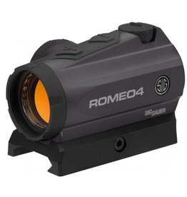 Optics SIG Romeo 4A Red Graphite (CO)