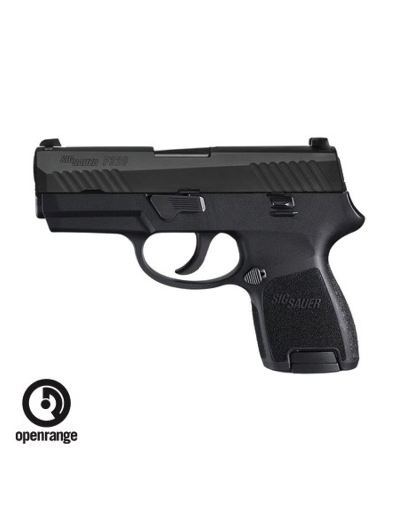 Handgun New Sig Sauer P320 Sub Compact, 40 S&W with night sights